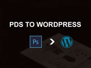 تبدیل psd به wordpress